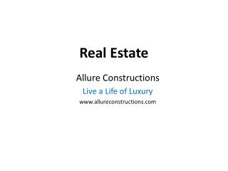 Allure Estate