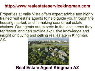 Real Estate Kingman AZ