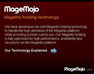 Magento Hosting Technology