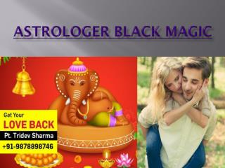 Astrologer Black Magic -  91-9878898746
