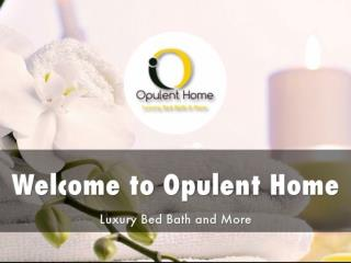 Detail Presentation About Opulent Home