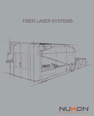 Nukon Fiber Laser Cutting Machine-General Catalogue