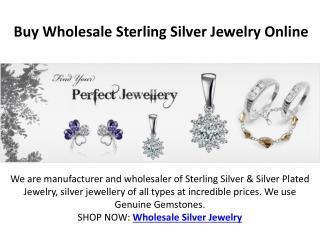 Buy Sterling Earrings Handmade Wholesale Online