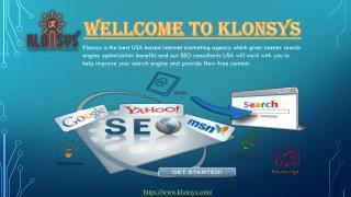 Internet Marketing Agency USA