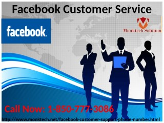Know About the Exclusive FB Features with Facebook Customer Service 1-850-777-3086