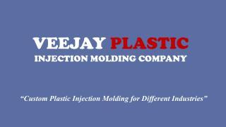 Veejay Plastic - Industry we Serve