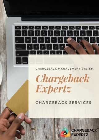 Overview About Credit Card Chargeback Report