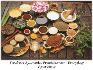 Find an Ayurveda Practitioner - Everyday Ayurveda