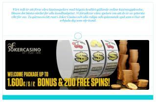 casino sverige, svenska casino