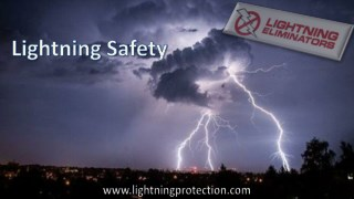 Lightning Safety Signs Makes Working Outdoor Safer And Easier