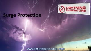 Surge Protection Device – The Better Half Of Lightning Protection System