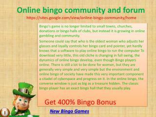 How Does Work Bingo Bonuses Online?