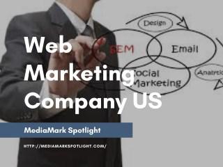 web marketing companyUS