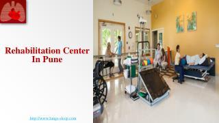 rehabilitation services in Pune