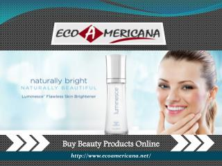 Online shop for Jeunesse - A Brand in Beauty Products