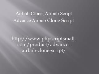 Airbnb Clone, Airbnb Script