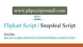 Best Buy Offer with Flipkart Script by phpscriptsmall