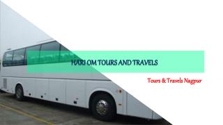 HARI OM TOURS AND TRAVELS