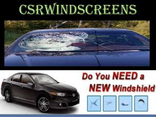 Windscreens replacement & repair in Perth