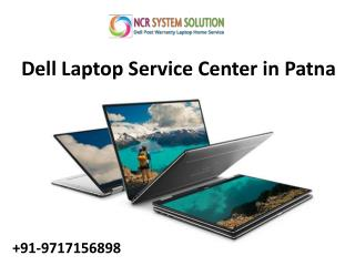 Dell Laptop Service Center in Patna