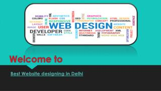 Top Website Designing Company in Delhi