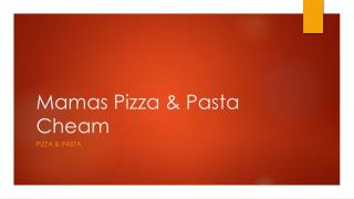 Order Pizza and Pasta Restaurant Cheam