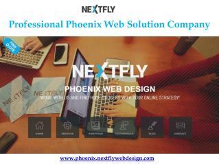 NEXTFLY Web Design Company Phoenix