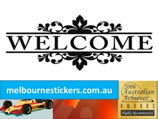 The Power of Bumper stickers Australia