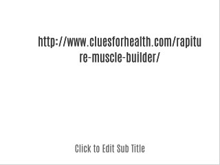 cluesforhealth.com/rapiture-muscle-builder/