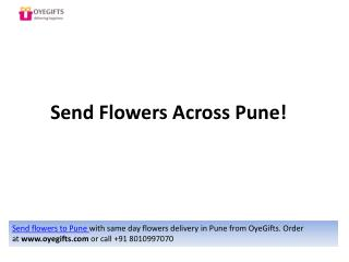 Send Flowers To Pune
