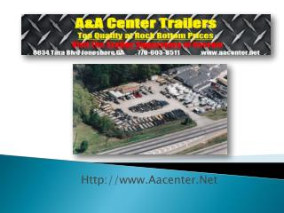 Enclosed trailers  for sale in Ga