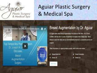 Know about breast augmentation in Tampa