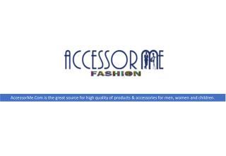 Accessor Me Fashion - Fashion accessories store for men, women, children