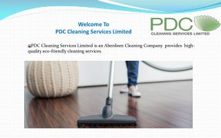 Professional Eco-Friendly Cleaning Services Aberdeen