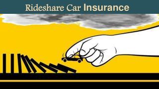 Ride sharing Car Insurance