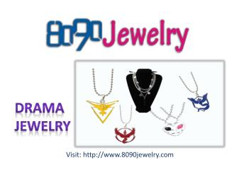 Fashion Drama Jewelry