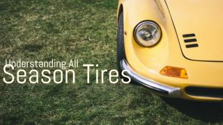 Benefits Of Buying An All Season Tire