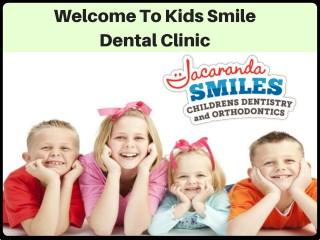 Kids Dental Services in FL