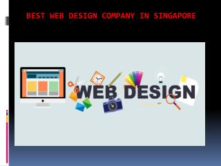Best Web Design Company in Singapore