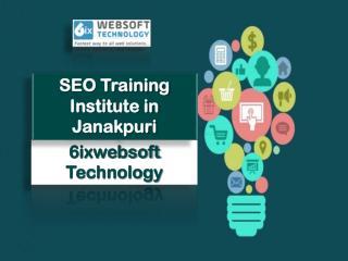 Best SEO Training in Janakpuri