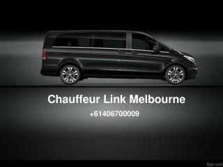 Best Limo airport transfer Melbourne