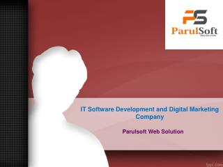 IT Software Development and Digital Marketing Company