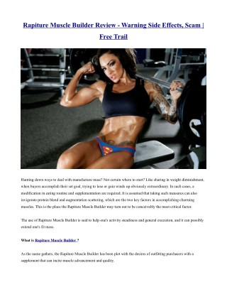 http://www.cleanseboosteravis.com/rapiture-muscle-builder/