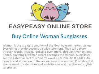 Buy Online Women Sunglasses
