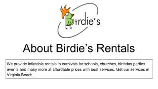 Lease Sumo suit at Birdie's Rentals