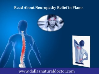 Neuropathy Relief in Plano