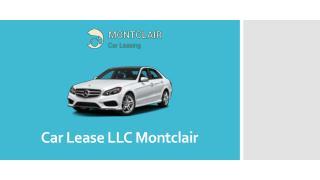 Car Lease LLC Montclair