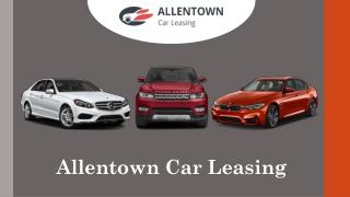 Allentown Car Leasing