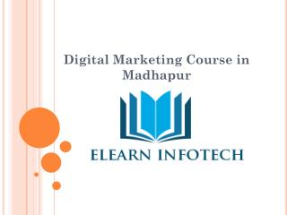 Google Adwords Training in Madhapur