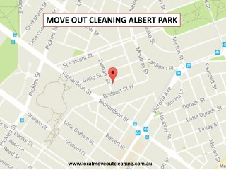 Move Out Cleaning Albert Park